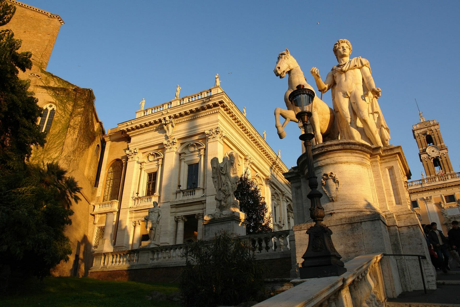 things to do in Rome capitoline hill rome