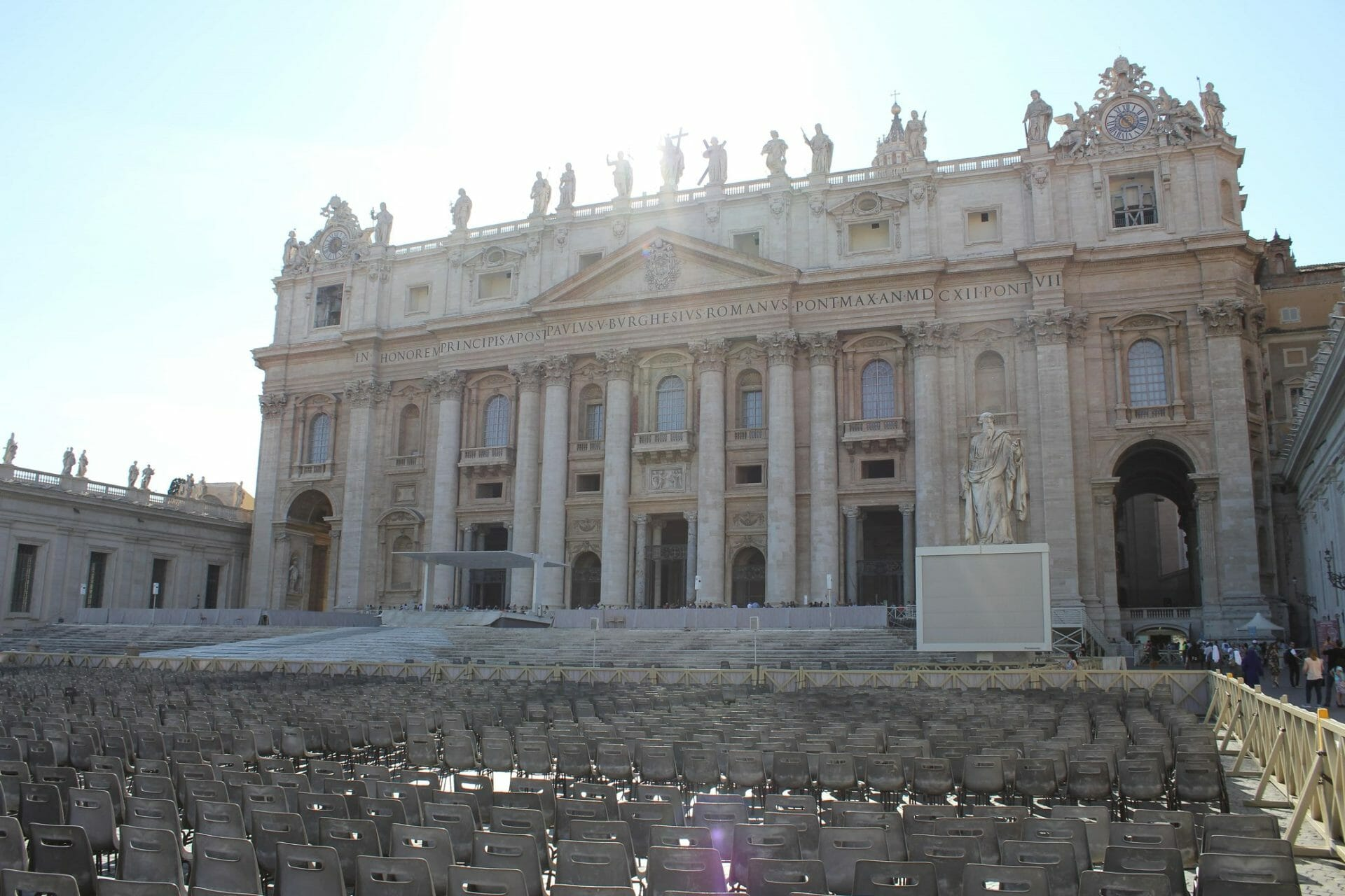 Best Things to do in Rome st peters basilica rome