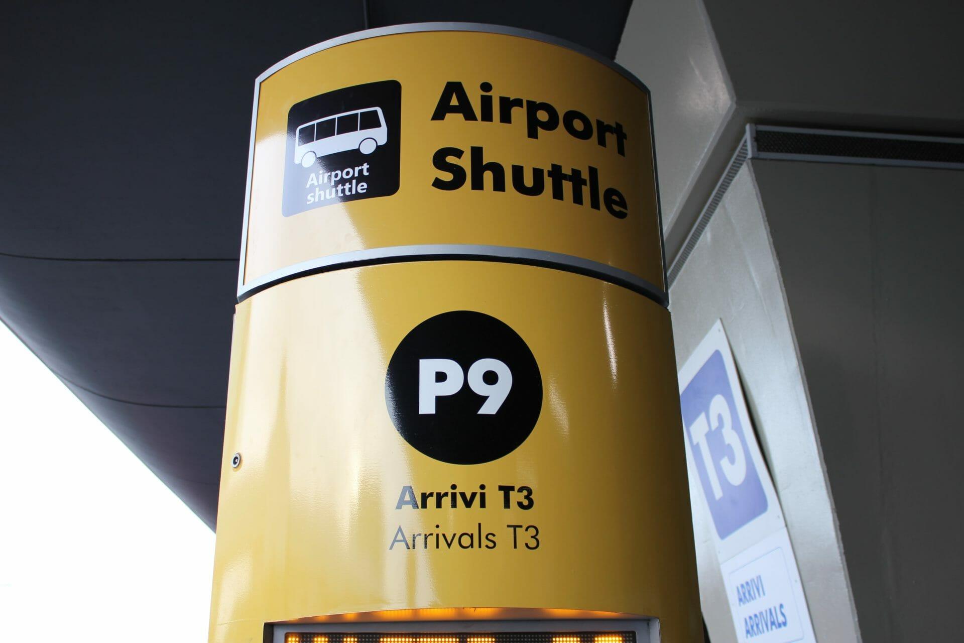 Rome Airport Shuttle Ciamponi
