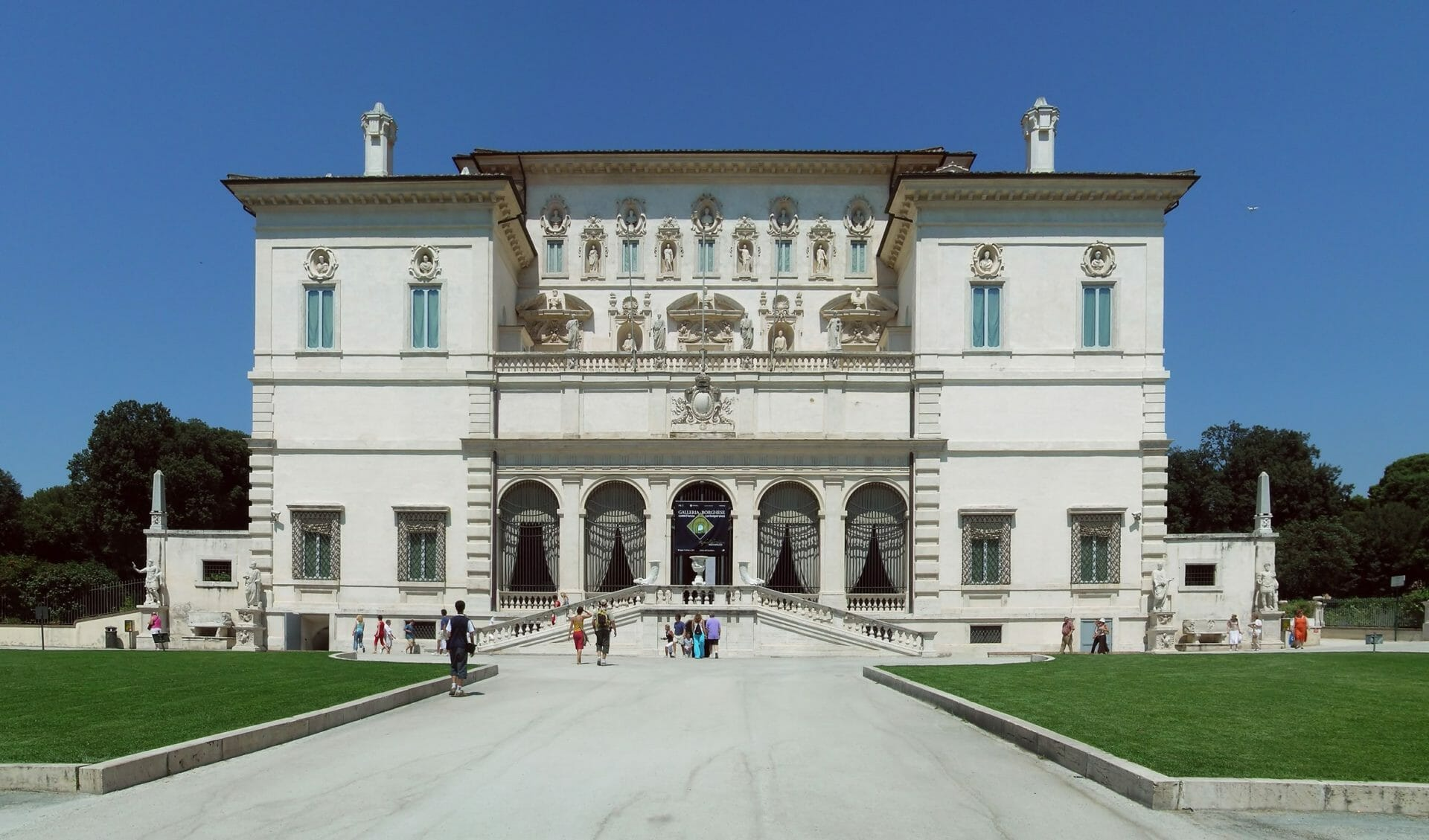Best things to do in Rome Borghese Gallery