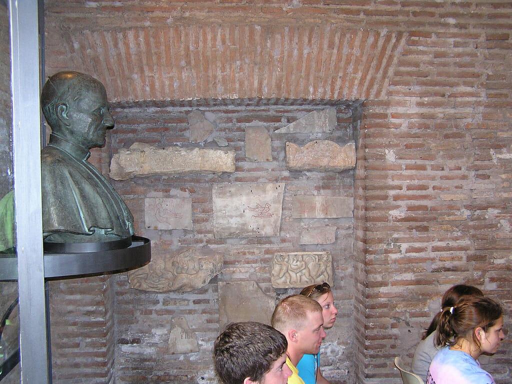 Catacombs of Rome San Callisto Rome