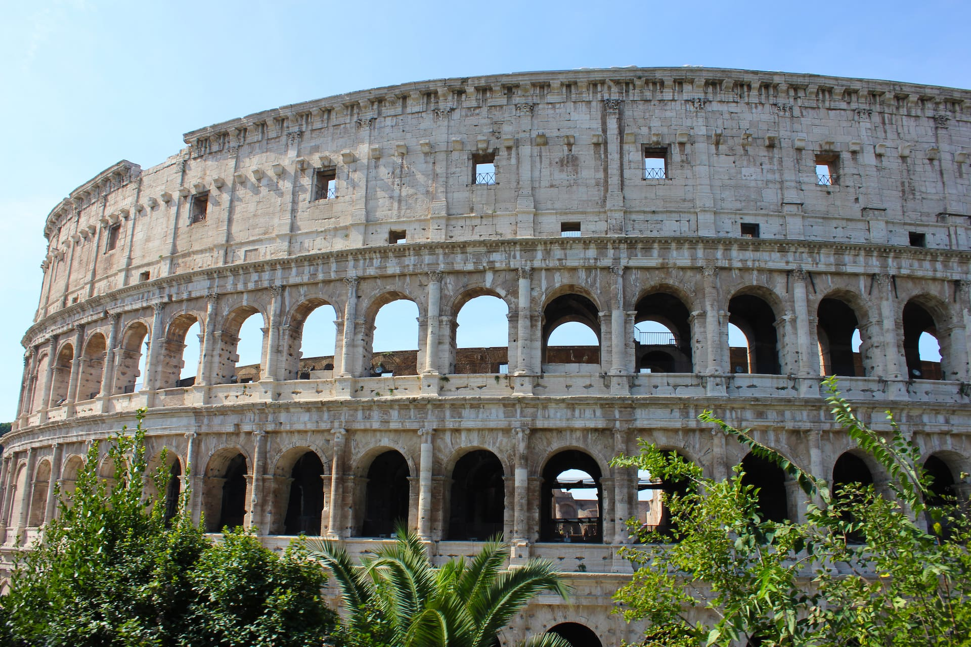 Things to do Colosseum
