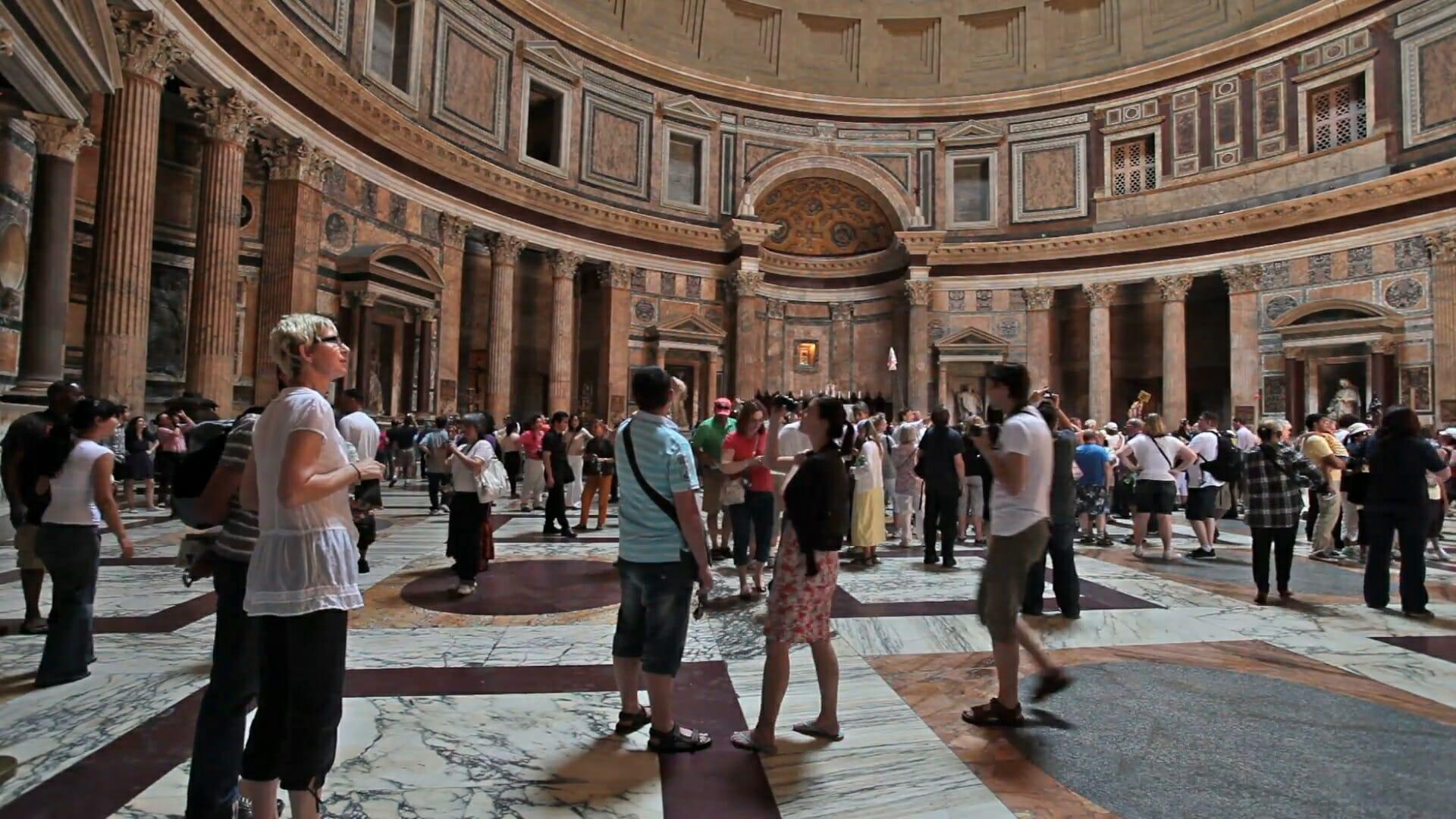 Pantheon Visit Rome