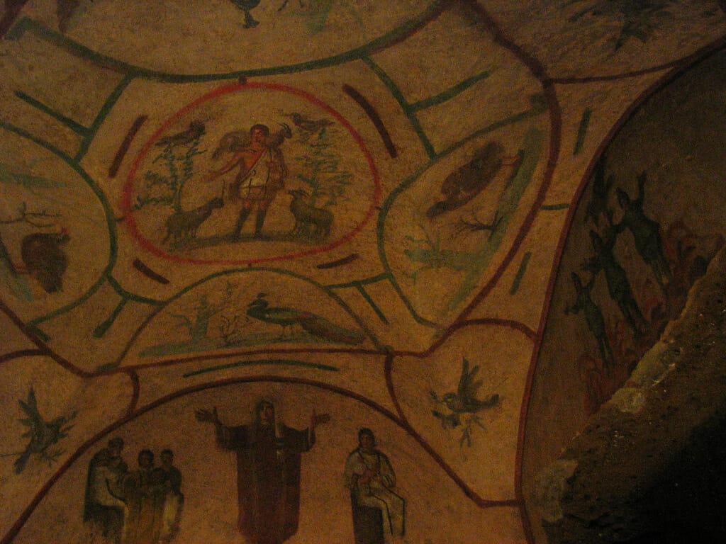Catacombs of Rome Priscilla Rome