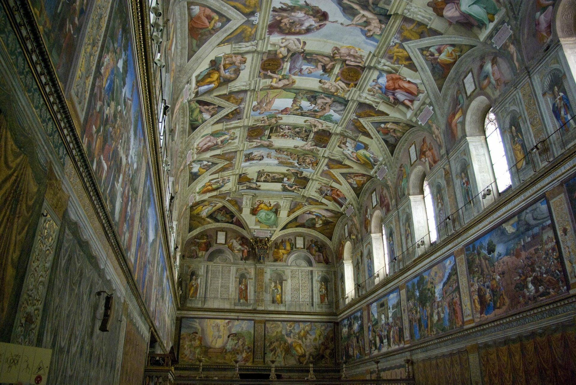 Best things to do in Rome Sistine Chapel