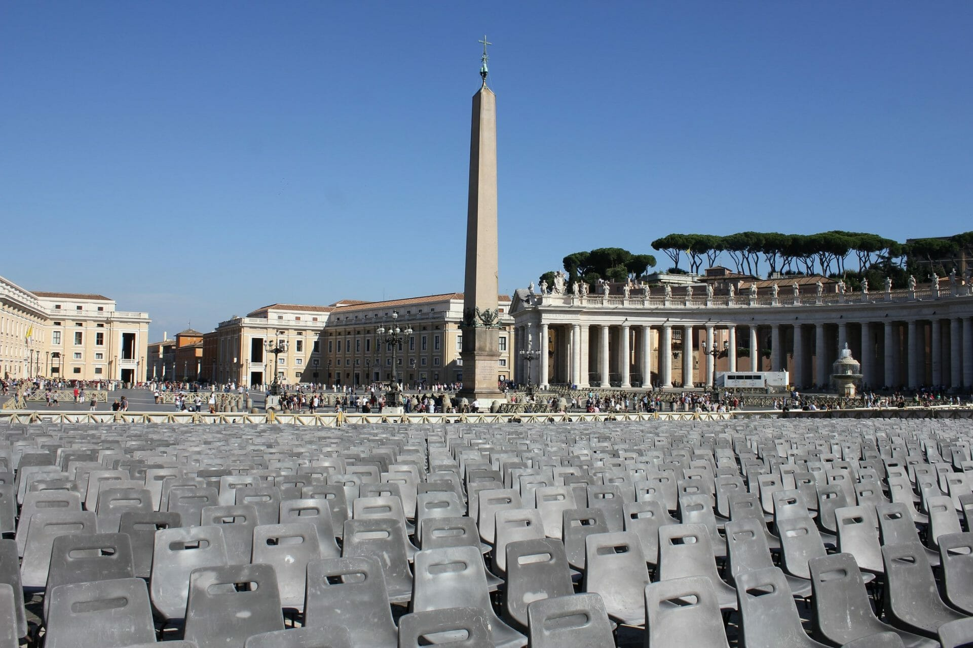 Visit the Vatican St Peters Square