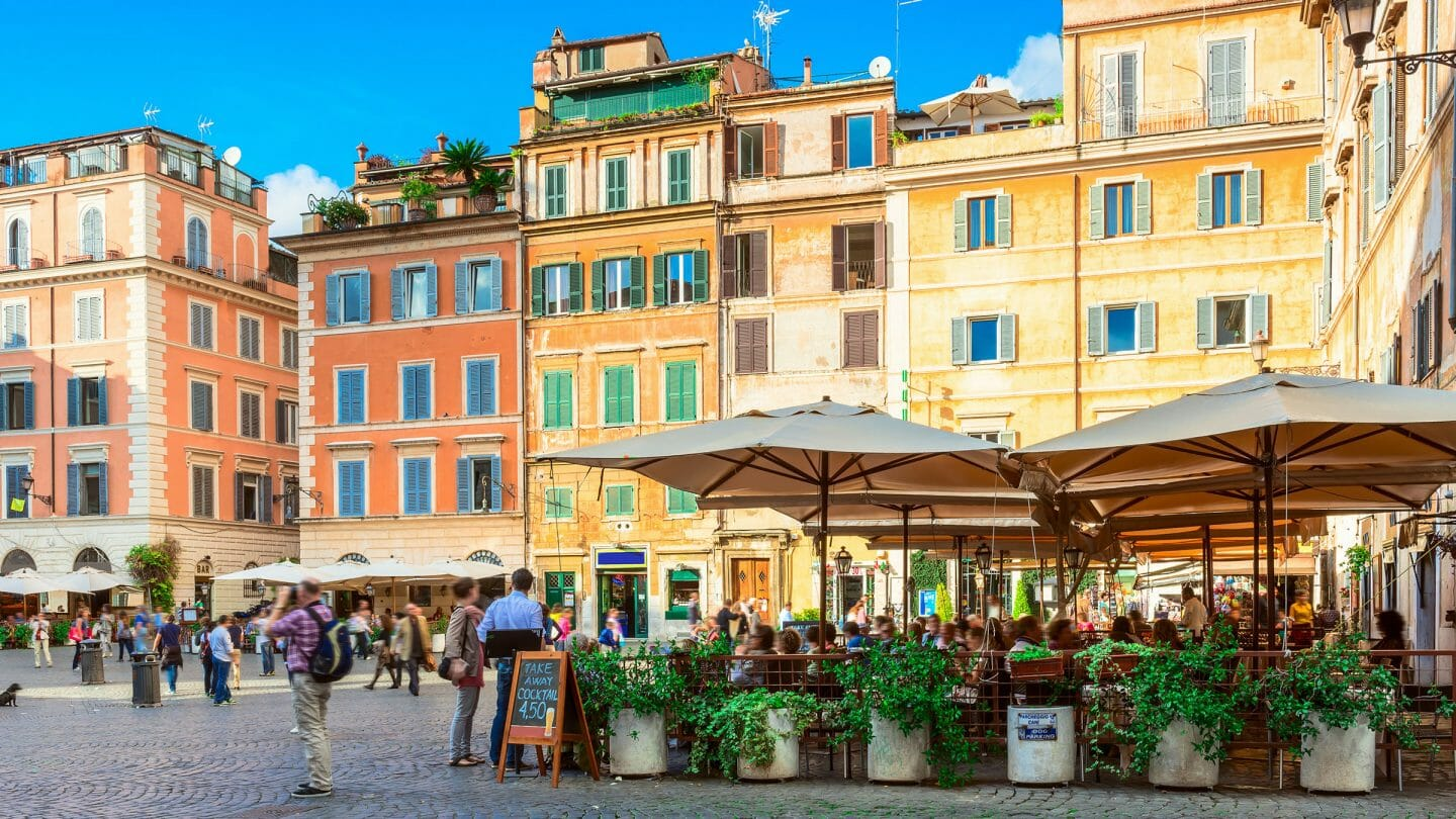 where to Stay in Rome Trastevere