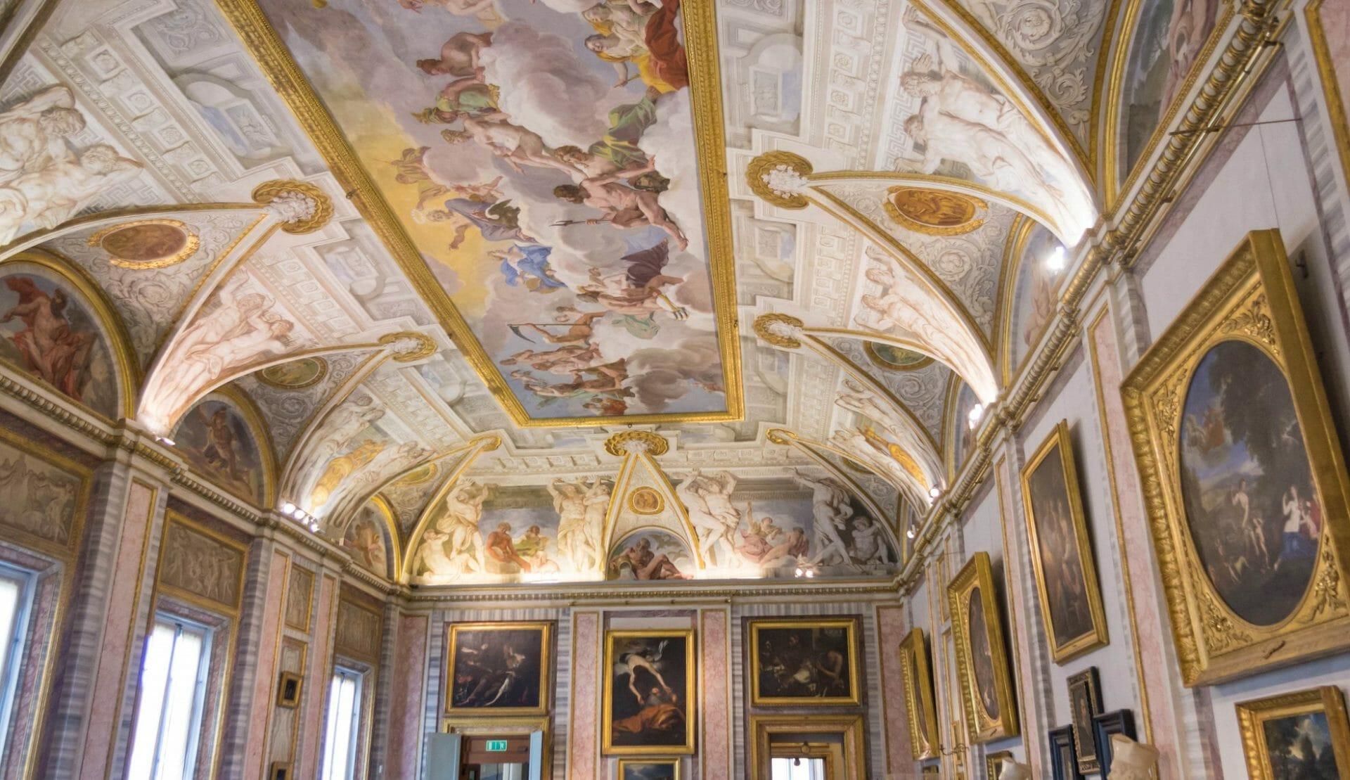 visit villa borghese Rome