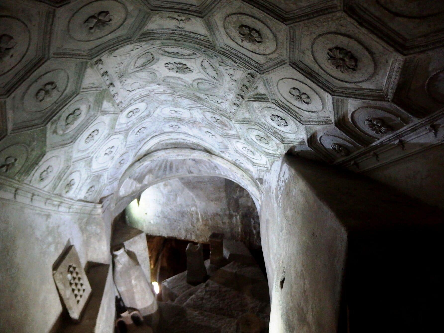 Catacombs of Rome San Sebastiano