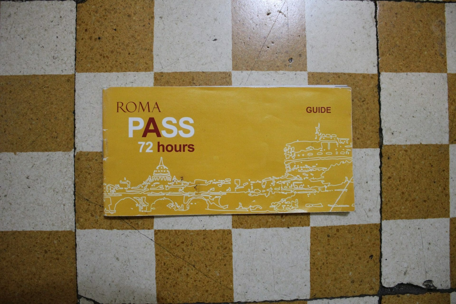 rome public transport roma pass 72h