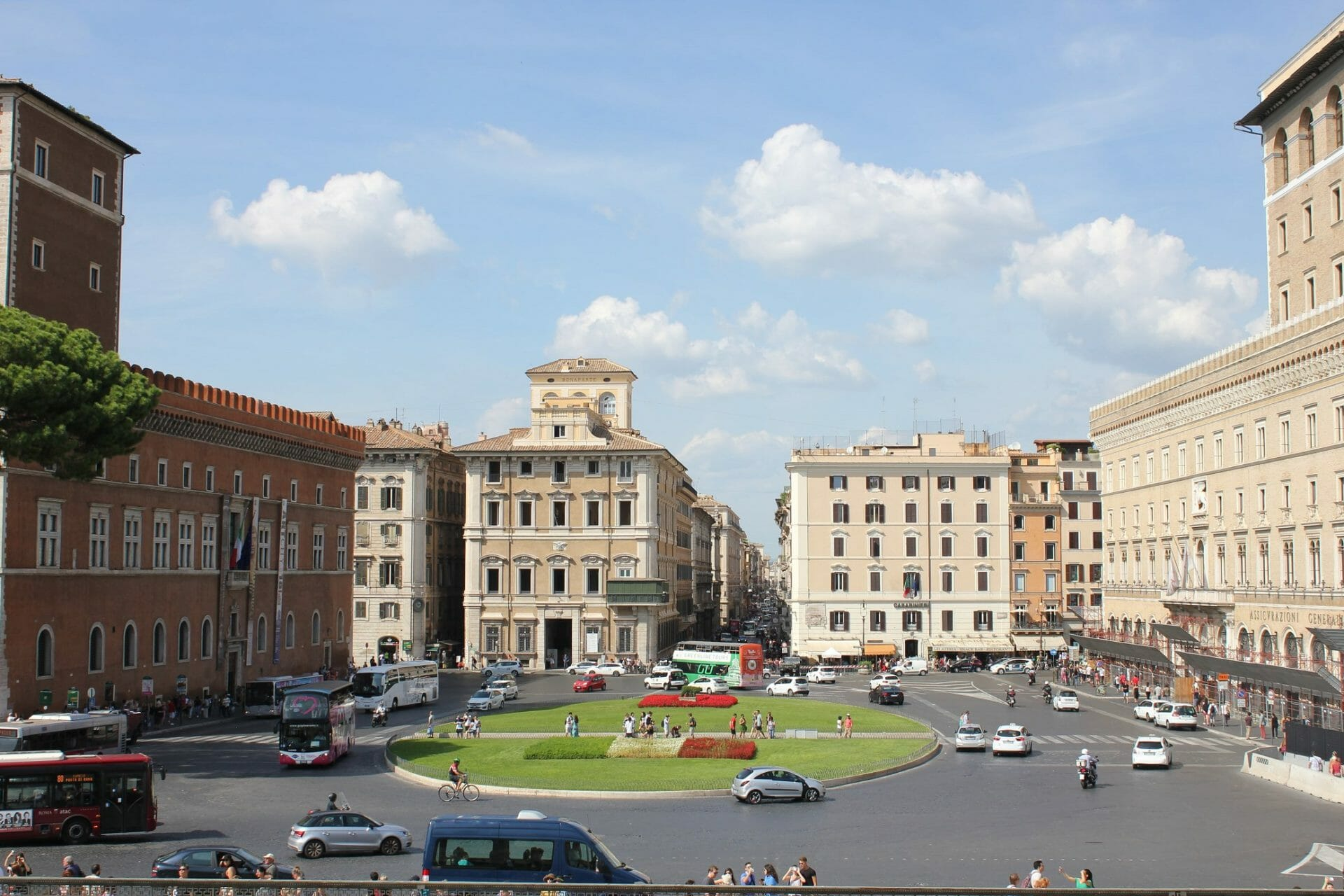 Rome's Public Transport