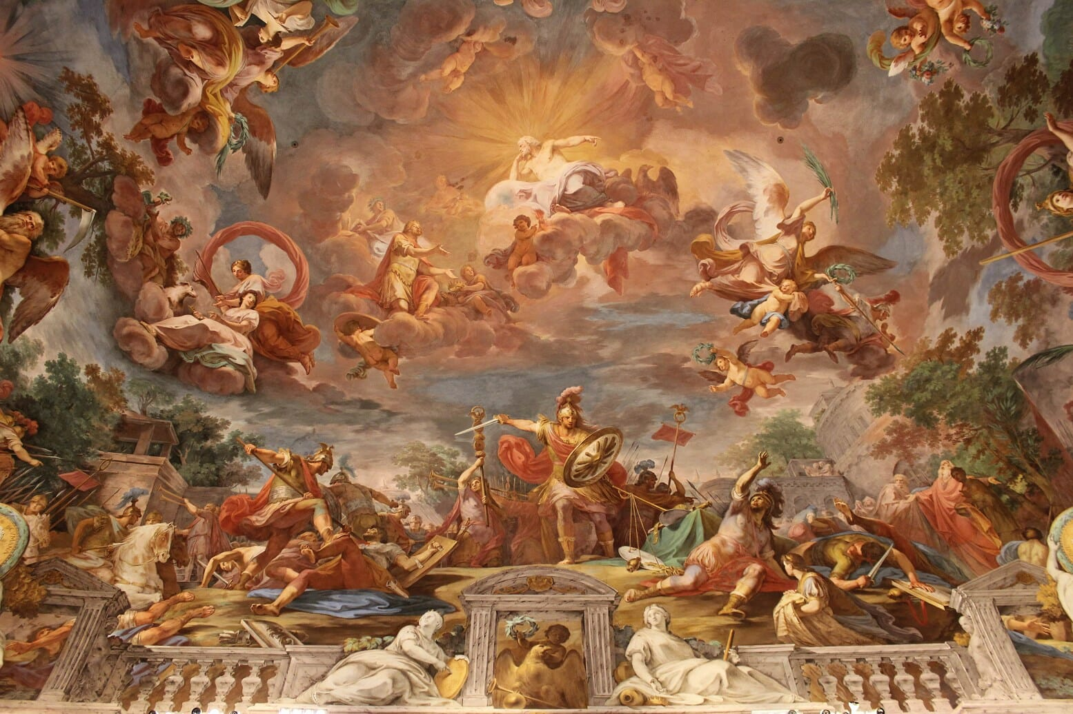 Rome Tours Guided Borghese Gallery