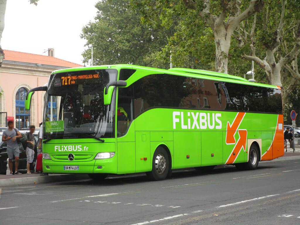 rome to pompeii Flixbus