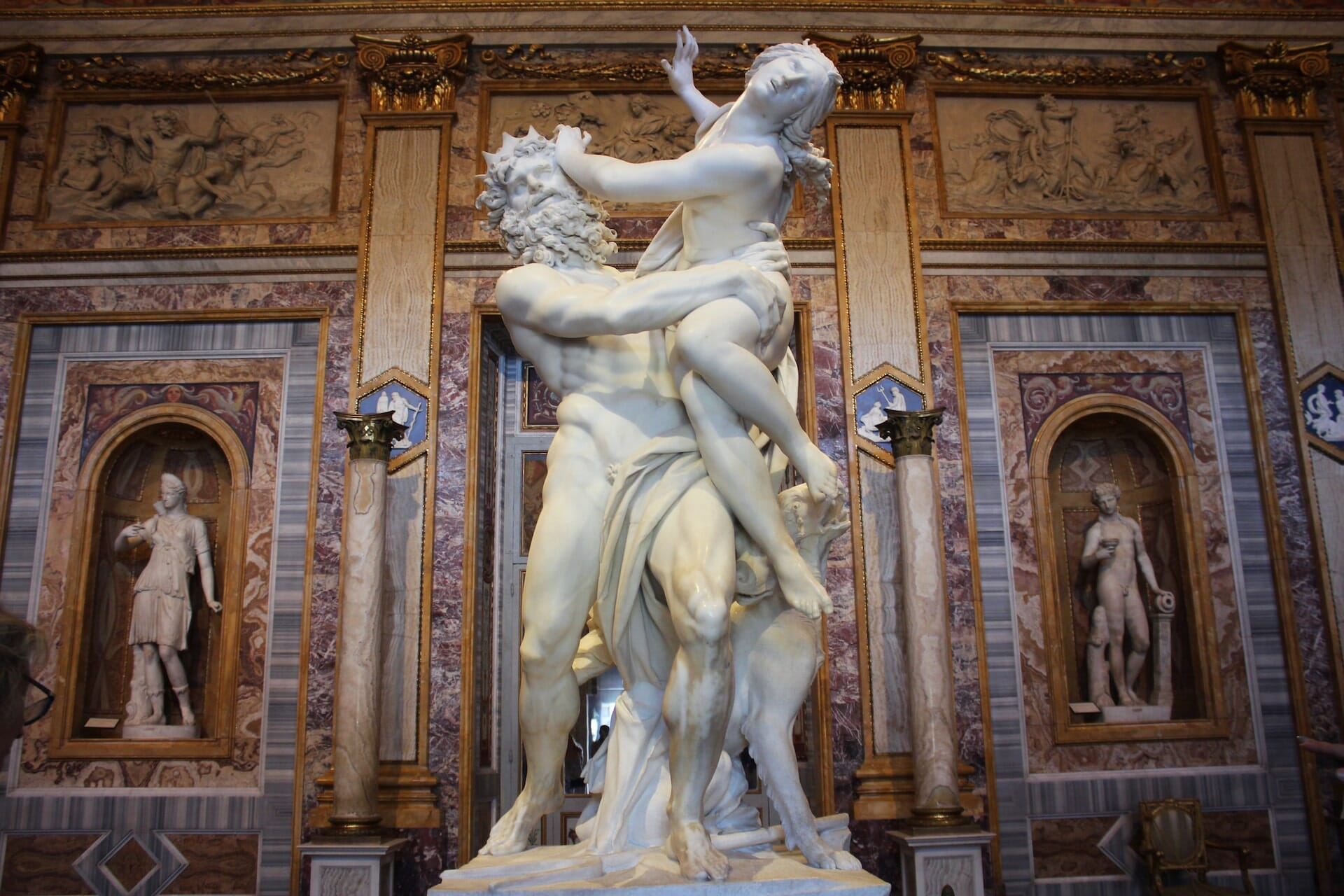 travel tips for rome Borghese Gallery