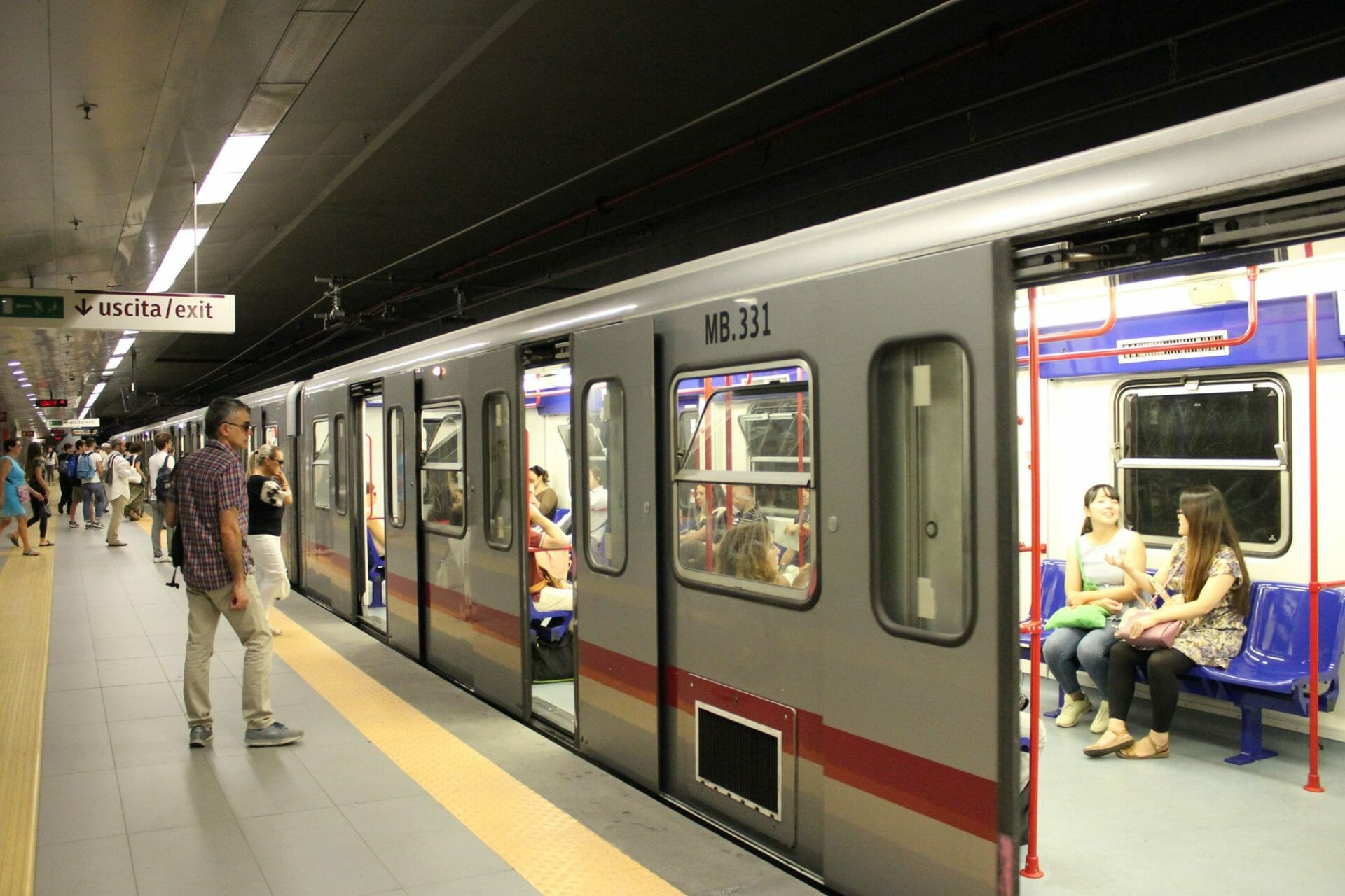 Roma pass cost Metro rome
