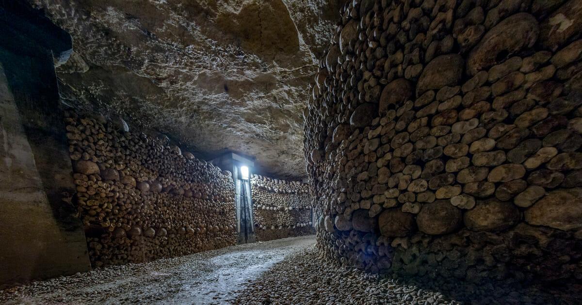 one week in rome Roman Catacombs