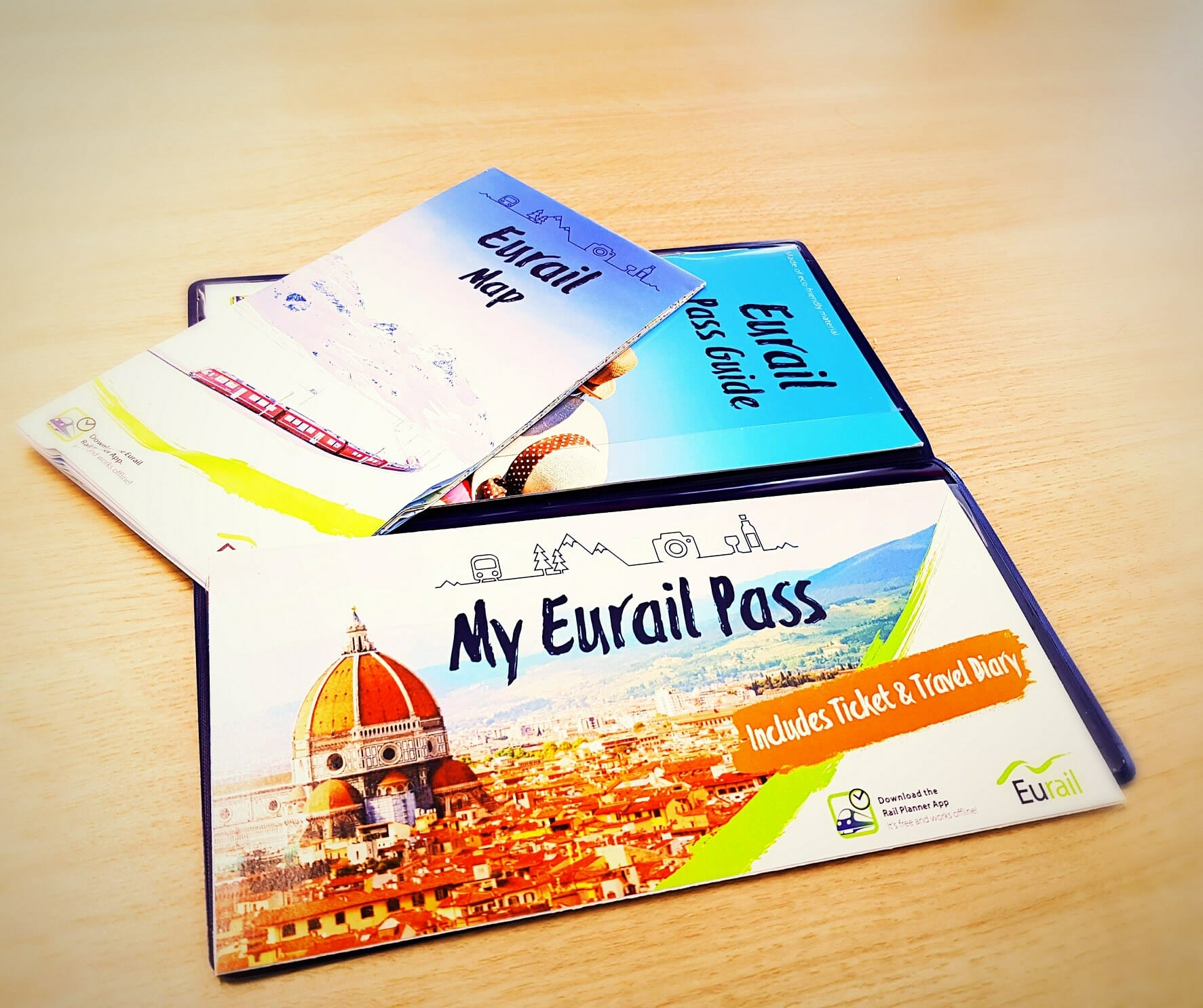 planning your trip to rome eurail pass