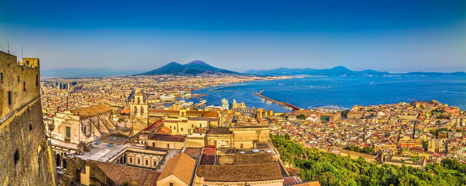 rome to pompeii vesuvius