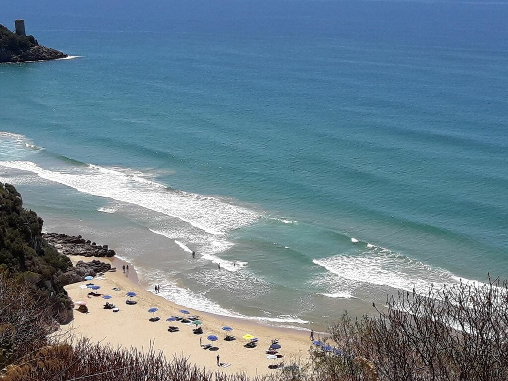 rome beaches Gaeta