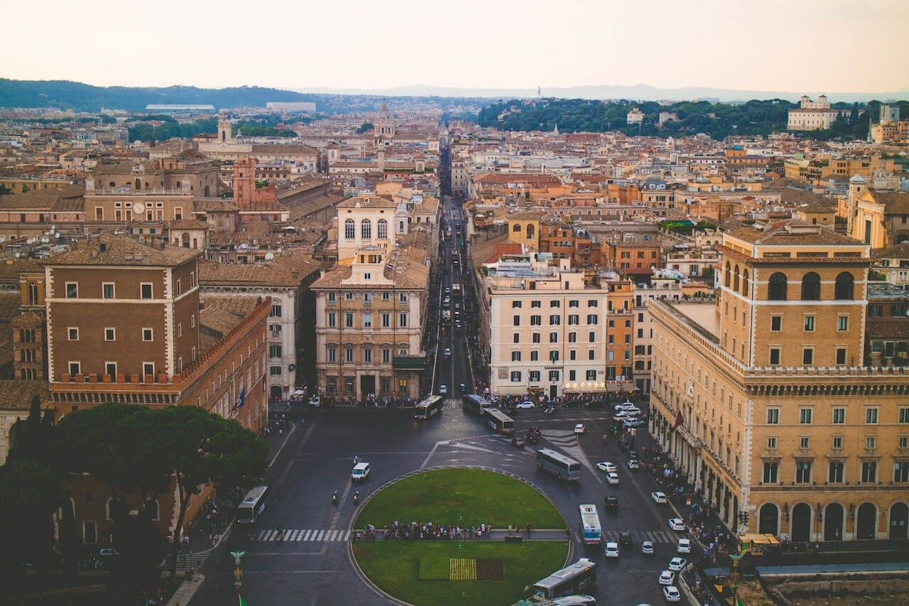 best views in rome