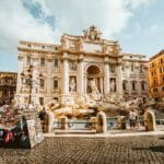 Trevi Fountain facts in Rome: what happens to coins thrown in the water?