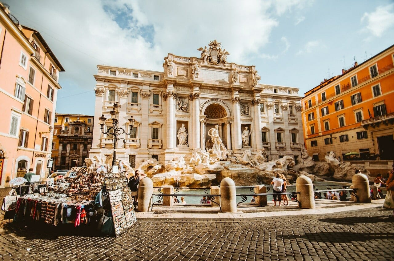 trevi fountain facts