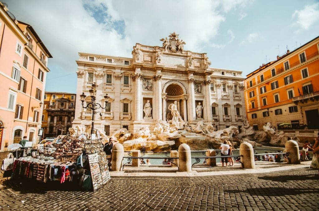 piazzas in rome