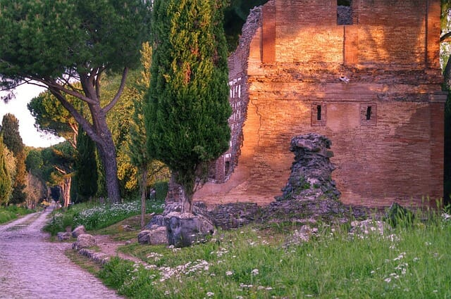 via appia rome