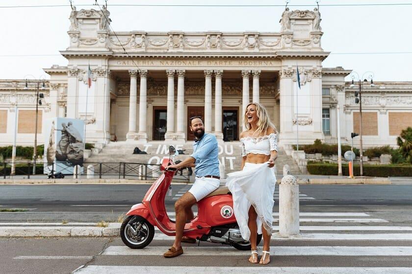 rome romantic