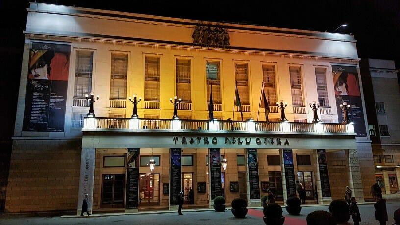 rome romantic Teatro Dell Opera