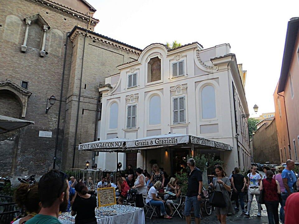 Trastevere Grazia & Grazilla