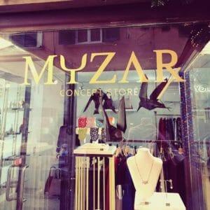 myzar concept store rome
