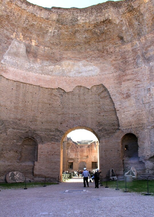 caracalla baths
