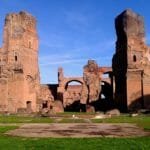 Caracalla Baths of Rome: The History and Tips to Visit the Terme