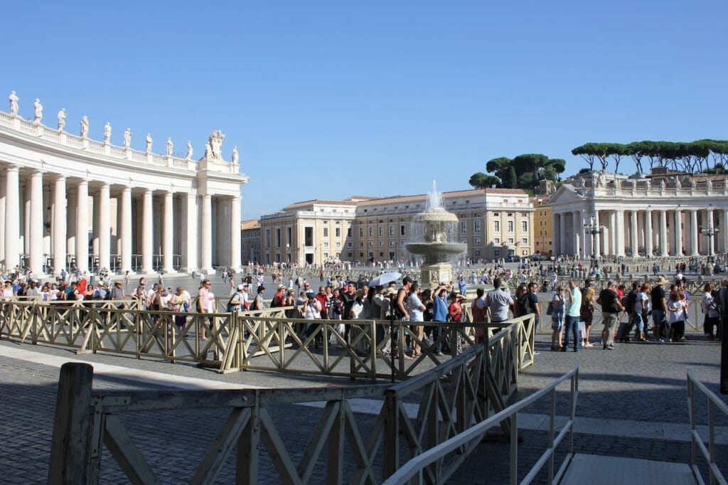 st peter's basilica ticket skip the line