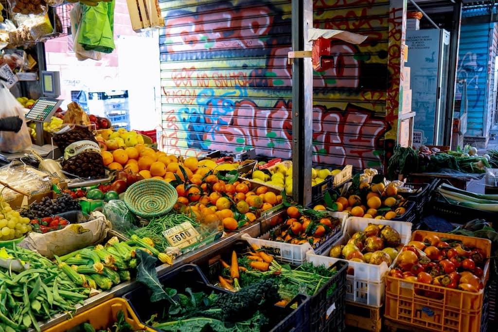 food market rome