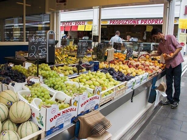 markets in rome Mercato Testaccio