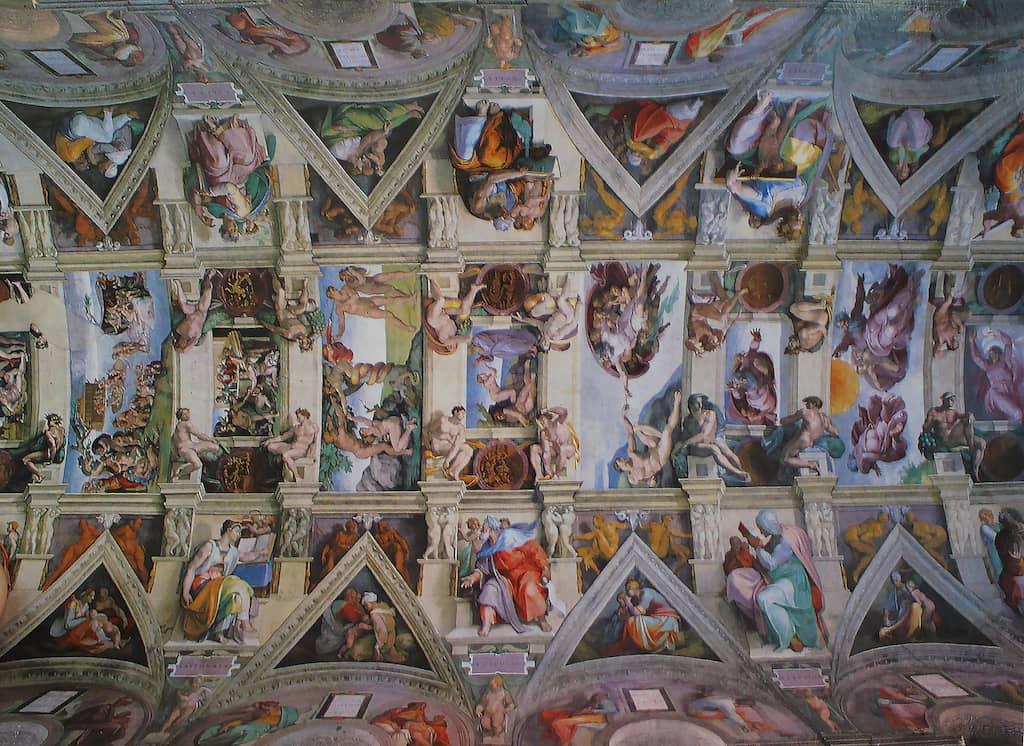 sistine chapel rome