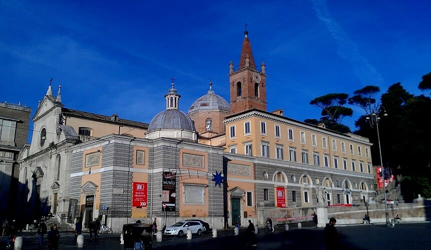 museums in rome Da Vinci
