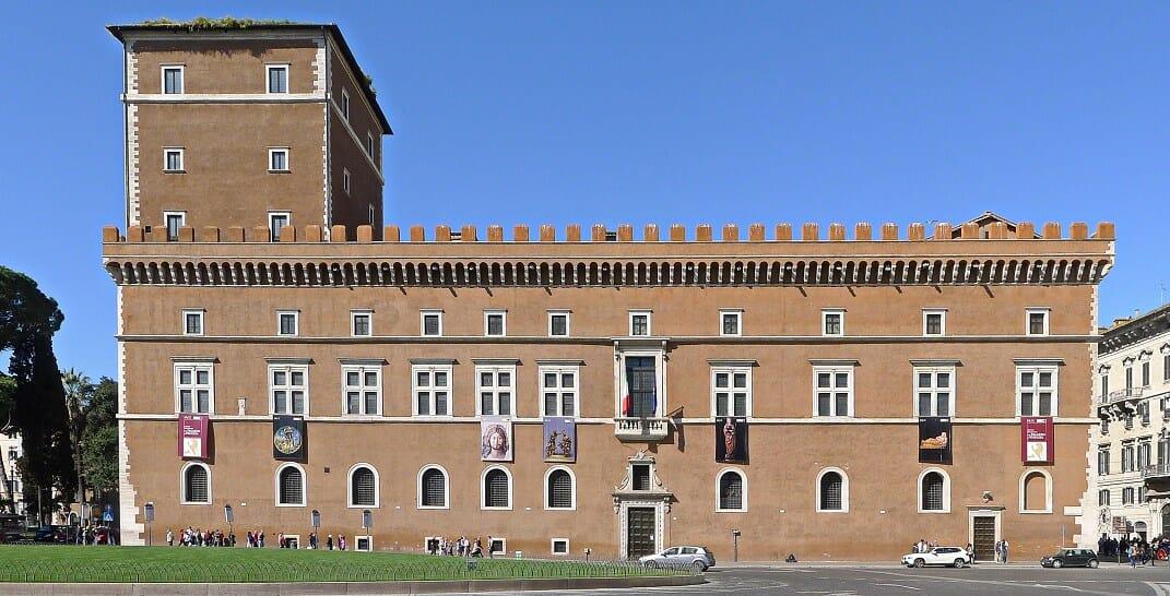 museums in rome Palazzo Venezia