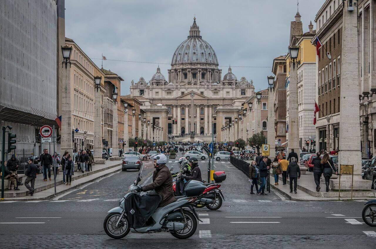 Forecast Rome in November
