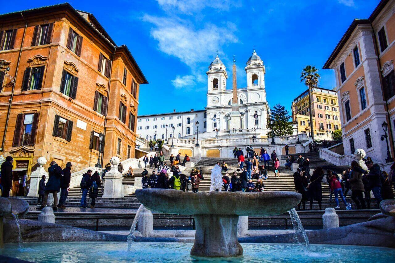 Weather in Rome in November