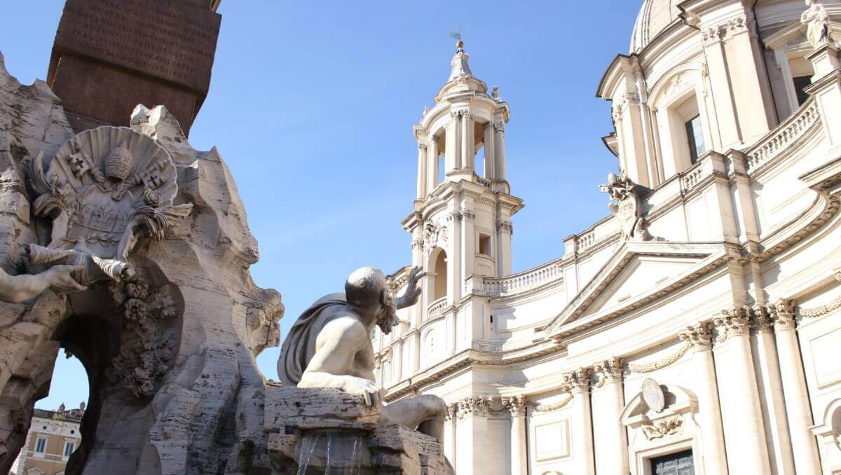 The history of Piazza Navona