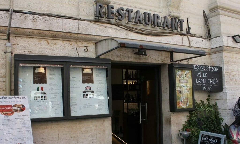 Where to eat Rome