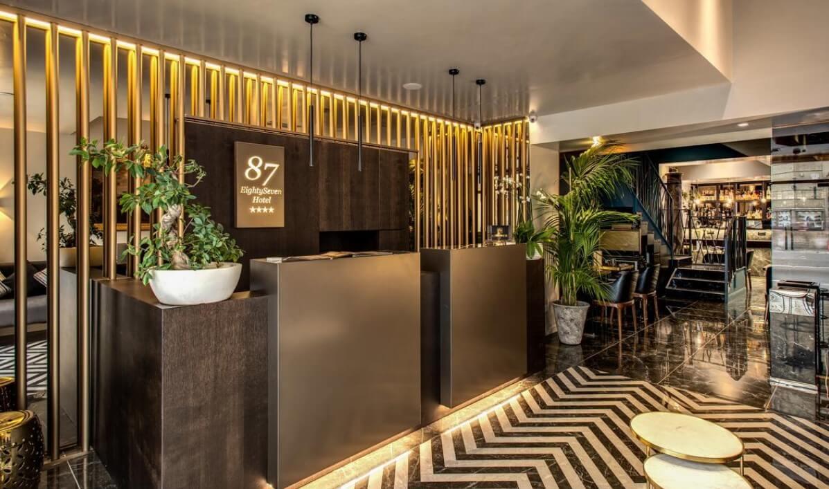 Bookin.com hotel 87 in Rome