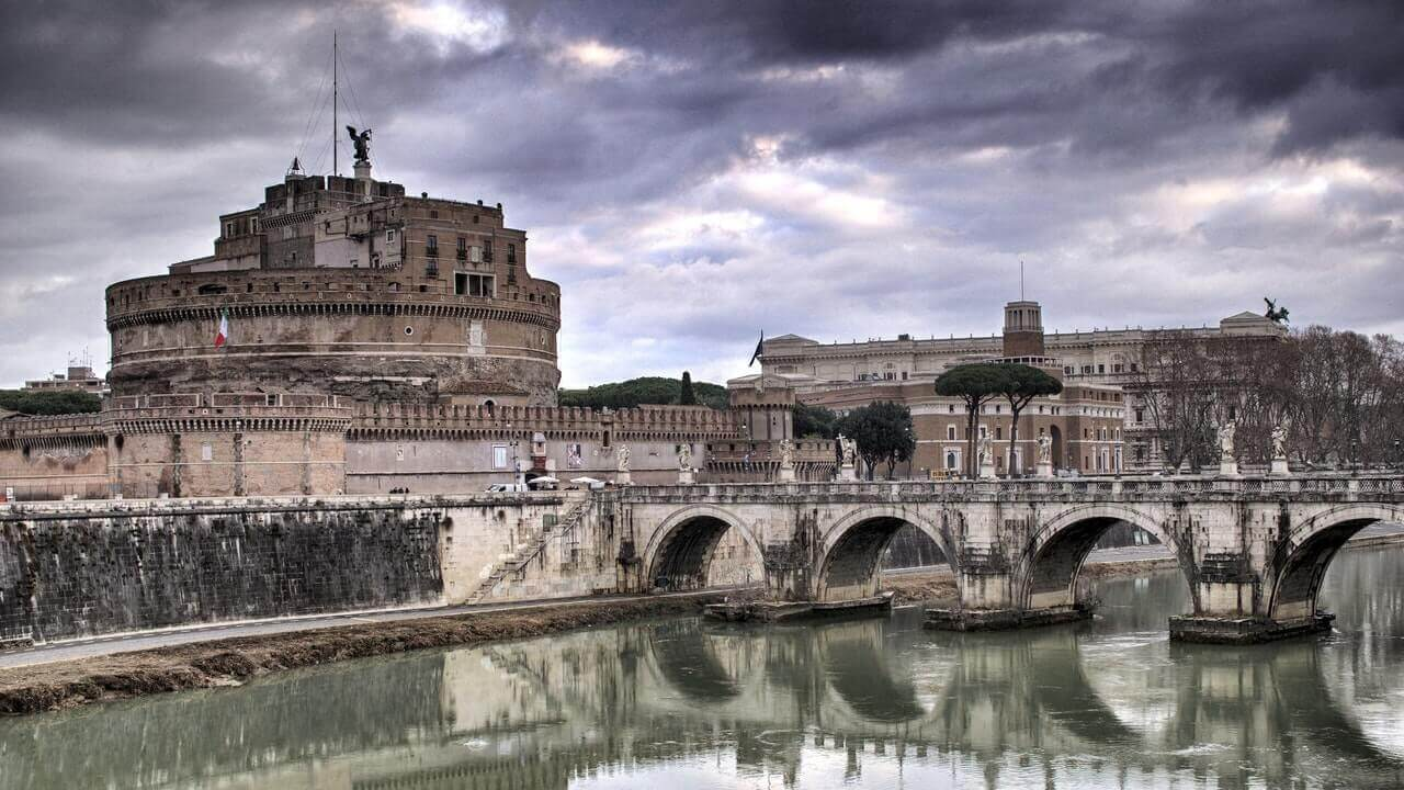 Weather Rome in February