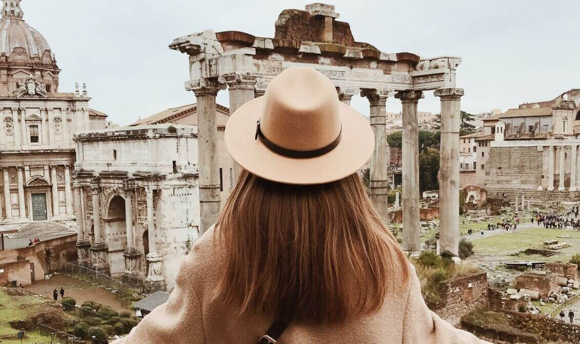 Tips on what to wear in Rome in February
