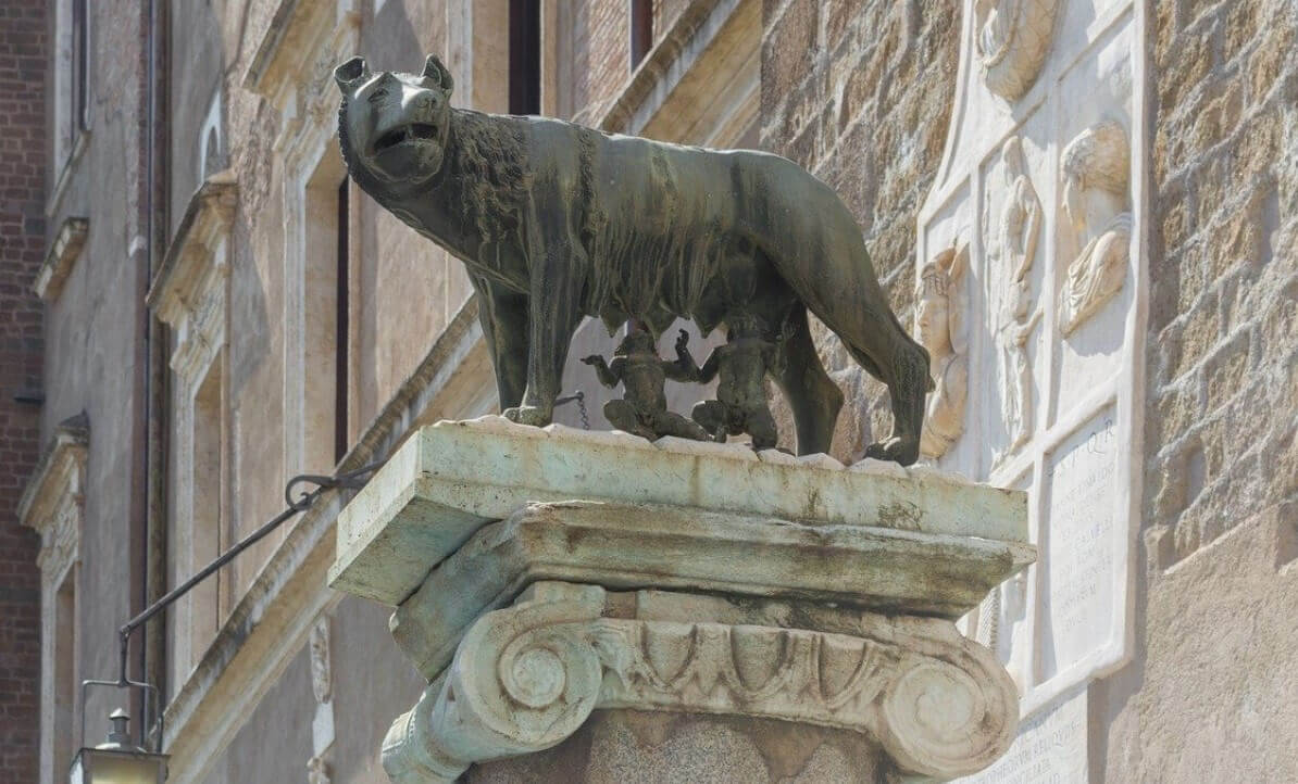 Romulus Remus characters