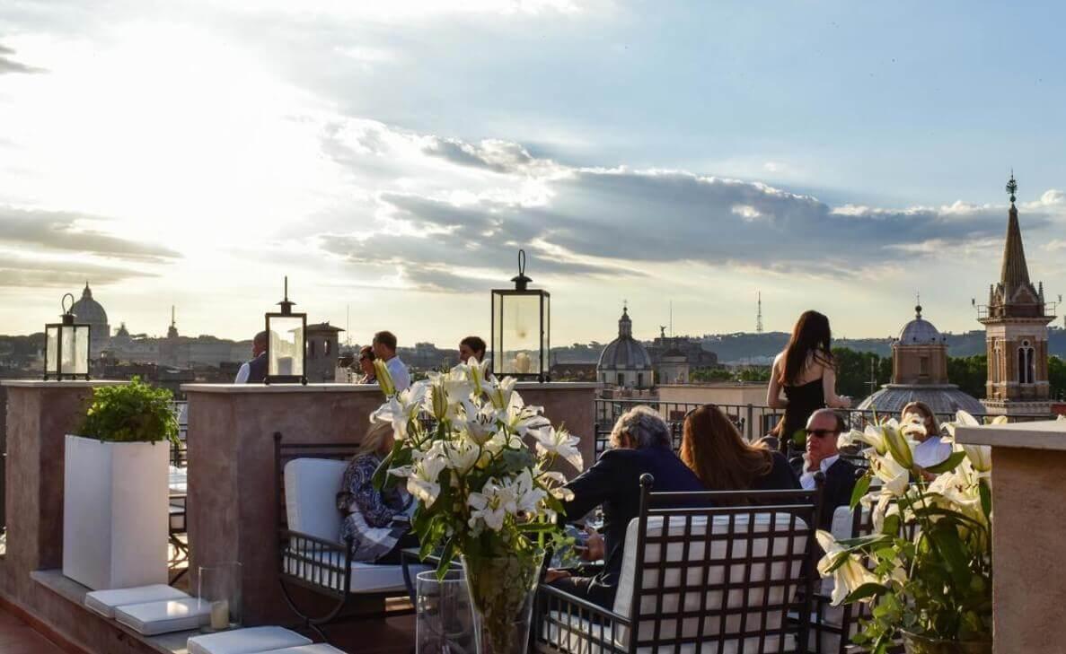 Eitch Borromini hotel booking.com