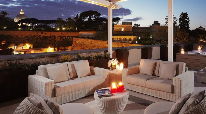@booking.com Villa Agrippina Gran Melia hotel